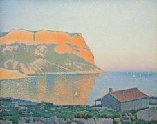 Cap Canaille, Cassis (Paul Signac) - Muzeo.com