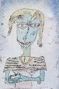 Christian Sectarian (Paul Klee) - Muzeo.com