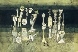 Comedy (Paul Klee) - Muzeo.com