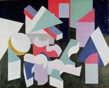 Composition, c.1923-26 (Patrick Henry Bruce) - Muzeo.com