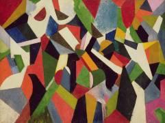 Composition II (Patrick Henry Bruce) - Muzeo.com