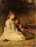 Cuckoo! (John Everett Millais) - Muzeo.com