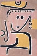 Dame aus Lab (Paul Klee) - Muzeo.com