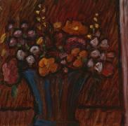 Floral Still Life (Alexej Von Jawlensky) - Muzeo.com