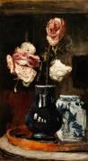 Floral Still Life (Roderic O'Conor) - Muzeo.com