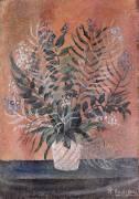 Flowers (Henri Rousseau) - Muzeo.com