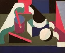 Forms, 1918-19 (Patrick Henry Bruce) - Muzeo.com
