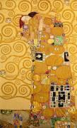 Fulfilment (Klimt Gustav) - Muzeo.com