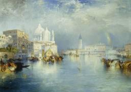 Grand Canal, Venice (Moran Thomas) - Muzeo.com