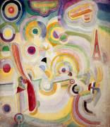 Hommage to Blériot (Robert Delaunay) - Muzeo.com