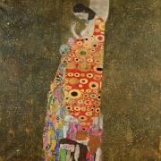 Hope II (Gustav Klimt) - Muzeo.com