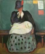 Inheritance (Edvard Munch) - Muzeo.com