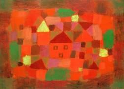 Landscape with Sunset (Paul Klee) - Muzeo.com