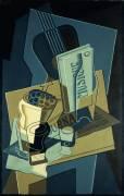 Music Book (Juan Gris) - Muzeo.com