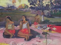 Nave Nave Moe (Sacred Spring) (Paul Gauguin) - Muzeo.com