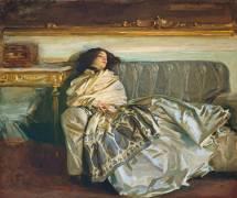Nonchaloir (John Singer Sargent) - Muzeo.com