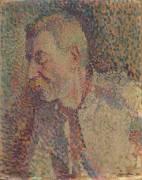 Portrait d'homme (Maximilien Luce) - Muzeo.com