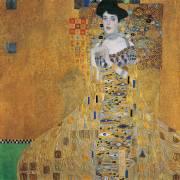 Portrait of Adéle Bloch-Bauer (Gustav Klimt) - Muzeo.com
