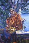 Portrait of Ferruccio Busoni (Umberto Boccioni) - Muzeo.com