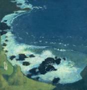 Seaside (Maurice Denis) - Muzeo.com
