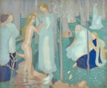 Springtime (Maurice Denis) - Muzeo.com