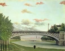 The Bridge at Charenton (Henri Rousseau) - Muzeo.com