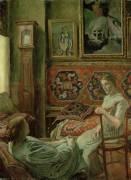 The Conversation (Georges Daniel de Monfreid) - Muzeo.com