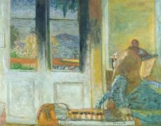 The French Windows (Pierre Bonnard) - Muzeo.com