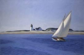 The Long Leg (Edward Hopper) - Muzeo.com