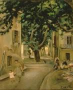 The Place d'Aumole (Roger Fry) - Muzeo.com