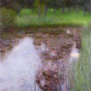 The Swamp (Klimt Gustav) - Muzeo.com
