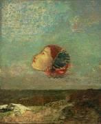 Tribute to Goya (Odilon Redon) - Muzeo.com