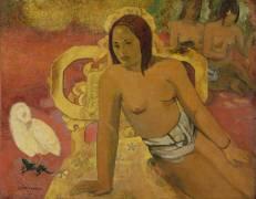 Vairumati (Paul Gauguin) - Muzeo.com