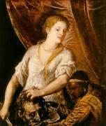 Judith with the Head of Holofernes (Tiziano) - Muzeo.com