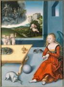La Mélancolie (Lucas Cranach l'Ancien) - Muzeo.com