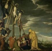 Le Calvaire (Paolo Veronese) - Muzeo.com