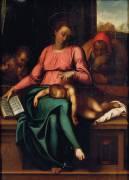 Madonna del Silenzio (Michelangelo Buonarroti) - Muzeo.com