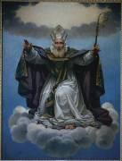Apothéose de saint Germain (Gros Antoine-Jean, Baron) - Muzeo.com
