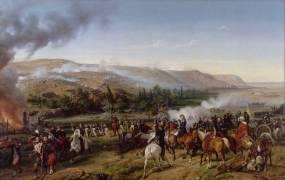 Bataille d'Alma (guerre de Crimée) (Horace Vernet) - Muzeo.com