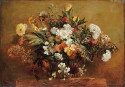 Bouquet (Eugène Delacroix) - Muzeo.com