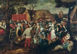 Kermesse (Pieter Brueghel the Younger) - Muzeo.com