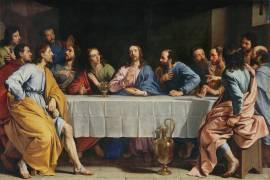 La Cène (Philippe de Champaigne) - Muzeo.com