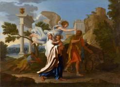 La fuite en Egypte (Nicolas Poussin) - Muzeo.com