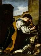La Mélancolie (Feti Domenico) - Muzeo.com