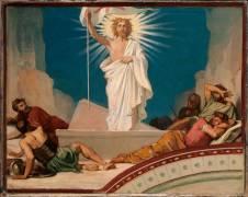 La Résurrection (Flandrin Hippolyte) - Muzeo.com