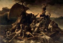 Le radeau de la Méduse (Géricault Théodore) - Muzeo.com