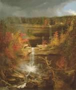 Kaaterskill Falls (Thomas Cole) - Muzeo.com