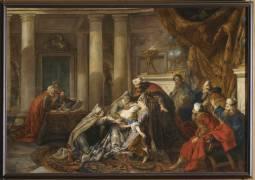 L'Evanouissement d'Esther (Troy Jean-François de) - Muzeo.com