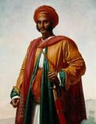 L'Indien (Anne-Louis Girodet) - Muzeo.com