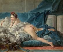 L'odalisque (Boucher François) - Muzeo.com